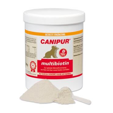 CANIPUR - multibiotin